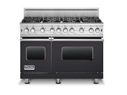 Brand: Viking, Model: VGCC5488BCBLP, Fuel Type: Graphite Gray - Natural Gas