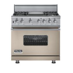 Brand: Viking, Model: VGSC5364GGGLP, Fuel Type: Taupe