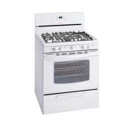 Brand: FRIGIDAIRE, Model: FGF348KM, Color: White