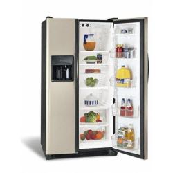Brand: Frigidaire, Model: FRS6HR5JW, Color: Silver Mist
