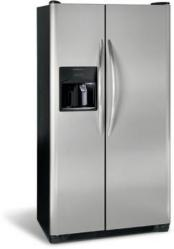 Brand: Frigidaire, Model: FRS6HR5JW, Color: Stainless Steel