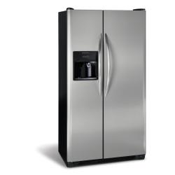 Brand: Frigidaire, Model: FRS3HR5JMB, Color: Stainless Steel