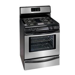 Brand: Frigidaire, Model: FGF364KC, Color: Stainless Steel