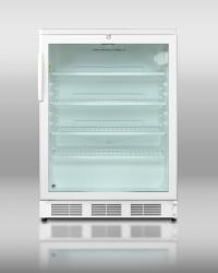 Brand: SUMMIT, Model: SCR600LTB, Color: White Handle