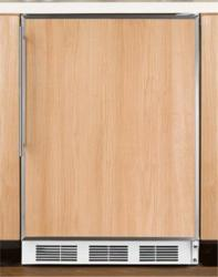Brand: SUMMIT, Model: ALB753LBLFR, Color: Stainless Steel Frame (Requires Panel)