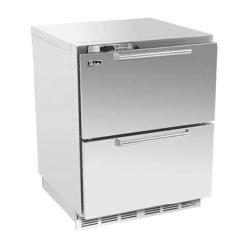 Brand: PERLICK, Model: HP24FS5, Style: Integrated Overlay Double Drawers
