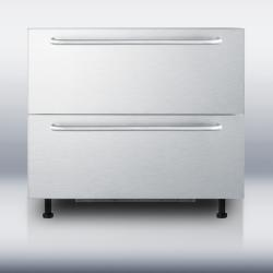 Brand: SUMMIT, Model: BDR190NASSHH, Style: Solid Towel Bar Handles