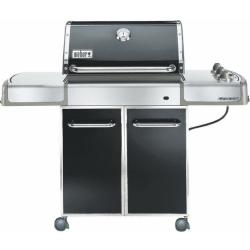 Brand: WEBER, Model: 3746301, Fuel Type: Black, LP Gas