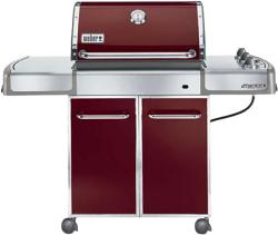 Brand: WEBER, Model: 3747301, Fuel Type: Brick Red, LP Gas