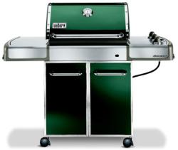 Brand: WEBER, Model: 3747301, Fuel Type: Green, LP Gas