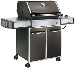 Brand: WEBER, Model: 3746301, Fuel Type: Steel Gray, LP Gas