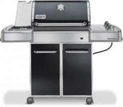 Brand: WEBER, Model: 3752301, Fuel Type: Black, LP Gas
