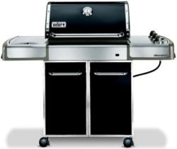 Brand: WEBER, Model: 3752301, Fuel Type: Black, Natural Gas