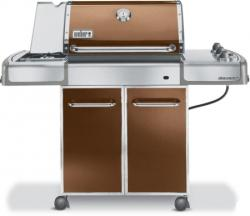 Brand: WEBER, Model: 3752301, Fuel Type: Copper, LP Gas