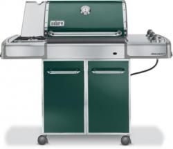 Brand: WEBER, Model: 3752301, Fuel Type: Green, LP Gas