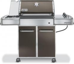 Brand: WEBER, Model: 3752301, Fuel Type: Steel Gray, LP Gas