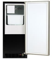 Brand: MARVEL, Model: 25IMWWFL, Color: Black Cabinet/Requires Custom Panel