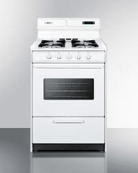 Brand: SUMMIT, Model: SLM6307CKW, Fuel Type: White and Natural Gas