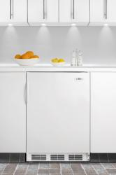 Brand: SUMMIT, Model: AL650BISSHV, Color: White