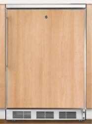Brand: SUMMIT, Model: BI540LFR, Color: Stainless Steel Frame (Requires Panel)