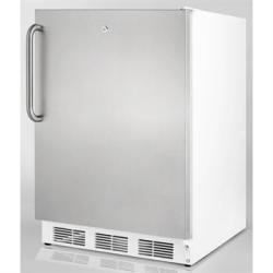 Brand: SUMMIT, Model: FF7LADACSS, Color: Stainless Door with Pro Handle