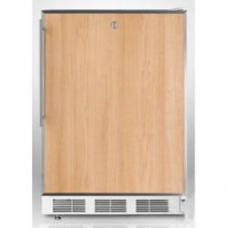 Brand: SUMMIT, Model: FS62LCSS, Color: Stainless Steel Frame (Requires Panel)