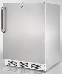 Brand: SUMMIT, Model: FS62L7ADABIFR, Color: Stainless Cabinet with Pro Handle