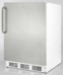 Brand: SUMMIT, Model: ALB751LSSHH, Style: Stainless Door with Pro Handle