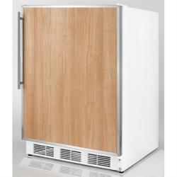 Brand: SUMMIT, Model: FF67BIADA, Color: Stainless Steel Frame (Requires Panel)
