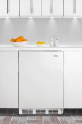 Brand: SUMMIT, Model: CT66BIADAIF, Color: White