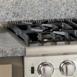 Brand: Viking, Model: P60CRT, Style: Countertop Rear Trim