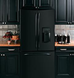 Brand: GE, Model: PFSS5NJWSS, Color: High Gloss Black