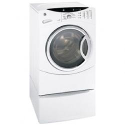 Brand: GE, Model: WCVH6600HMS, Color: White