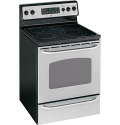 Brand: GE, Model: JBP72KKCC, Color: Stainless Steel