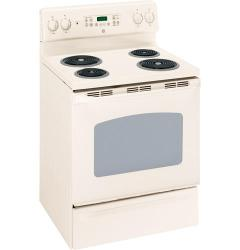 Brand: GE, Model: JBP35BKWH, Color: Bisque with Bisque Door