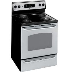 Brand: GE, Model: JBP35BKWH, Color: Stainless Steel