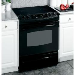 Brand: General Electric, Model: JS900BKBB, Color: Black