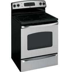 Brand: GE, Model: JBP65DMBB, Color: Stainless Steel