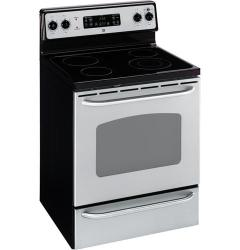 Brand: GE, Model: JBP66WKWW, Color: Stainless Steel