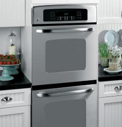 Brand: GE, Model: JKP55CMCC, Color: Stainless Steel