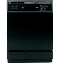 Brand: GE, Model: GSM2100GWW, Color: Black on Black