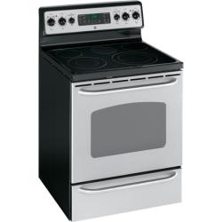 Brand: GE, Model: JBP81SLSS, Color: Stainless Steel