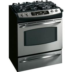 Brand: GE, Model: JGS905BEKBB, Color: Stainless Steel