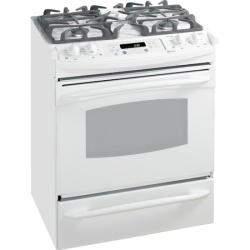 Brand: GE, Model: JGS905BEKBB, Color: True White