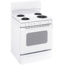 Brand: GE, Model: JBP15BJBB, Color: White on White