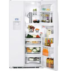 Brand: GE, Model: PCF25PGWWW, Color: High Gloss White