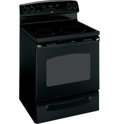 Brand: GE, Model: JB640DNCC, Color: Black