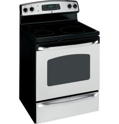 Brand: GE, Model: JB640DNCC, Color: Stainless Steel