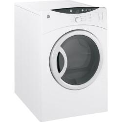 Brand: GE, Model: DBVH512EFGG, Color: White