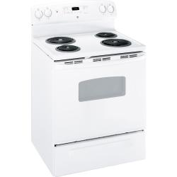 Brand: General Electric, Model: JBP23DNBB, Color: White
